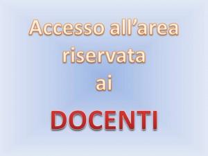 AccessoDocenti